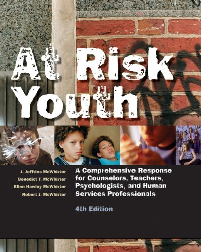 At Risk Youth: A Comprehensive Response 9780534272364