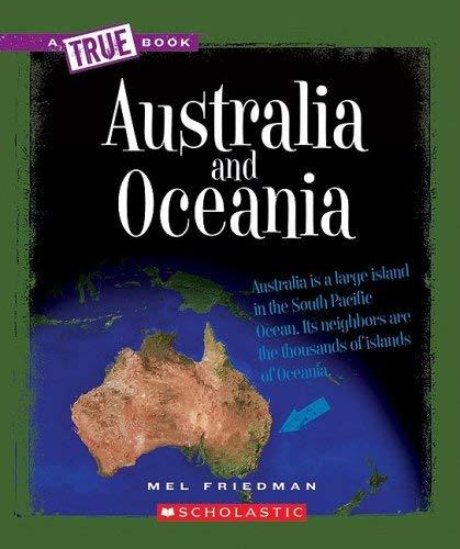 Australia and Oceania 9780531218280