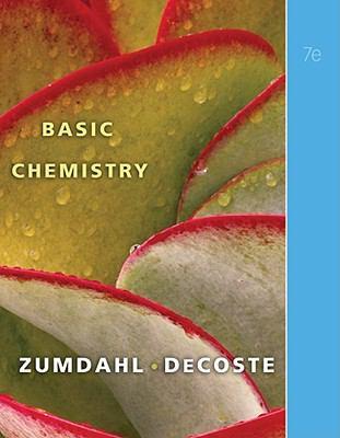 Basic Chemistry 9780538736374