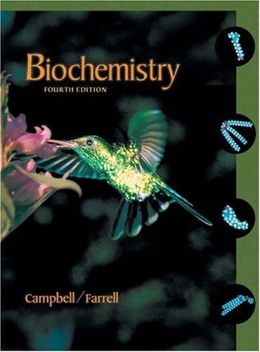 Biochemistry 9780534391812
