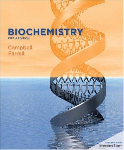 Biochemistry 9780534405212