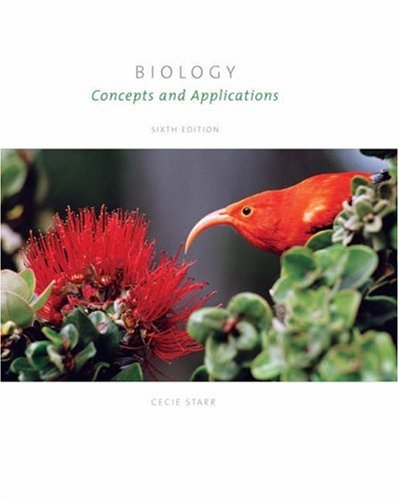 Biology: Concepts and Applications (Paperbound with CD-ROM, How Do I Prepare/Vmentor, and Biologynow/Infotrac) - 6th Edition