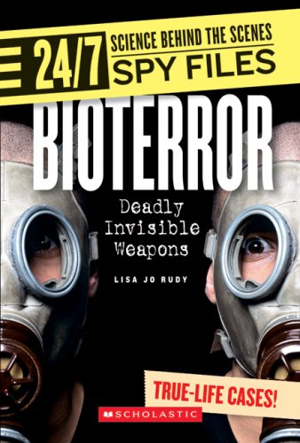Bioterror: Deadly Invisible Weapons 9780531120804