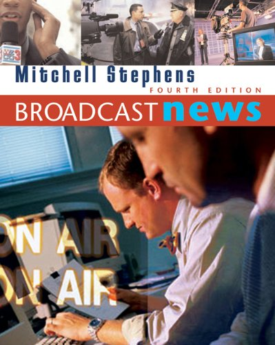 Broadcast News (with Infotrac) [With Infotrac] 9780534595708