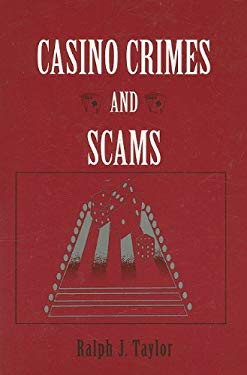 Casino Crimes and Scams 9780533145300