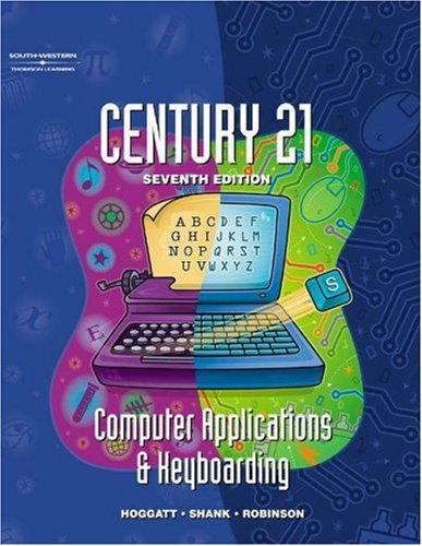 Century 21 Computer Applications & Keyboarding 9780538691529