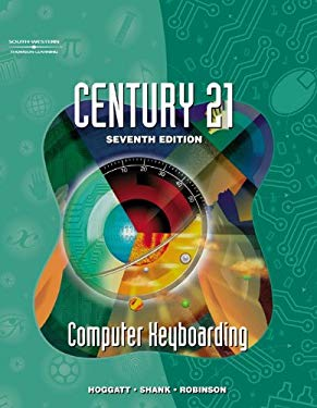 Century 21 Computer Keyboarding, Hard Cover Student Text 9780538699198