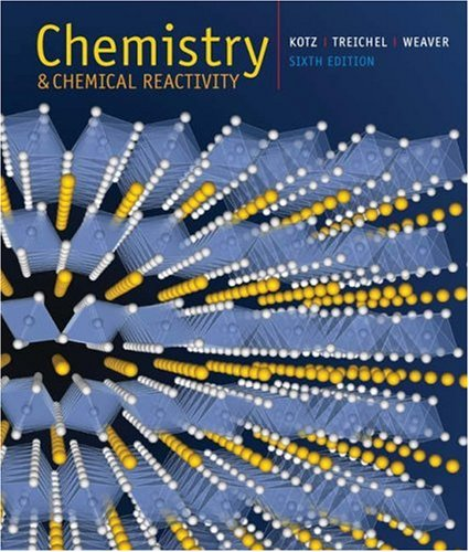 Chemistry & Chemical Reactivity [With CDROM] 9780534997663