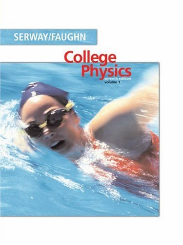 College Physics, Volume 1 9780534999186