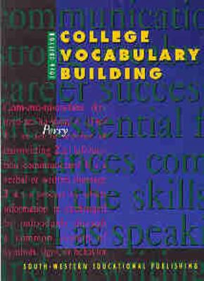 College Vocabulary Building 9780538717625