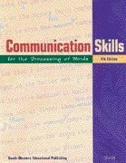 Communication Skills for the Processing of Words 9780538651349