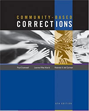 Community-Based Corrections 9780534628765