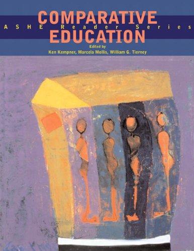 Comparative Education 9780536012159