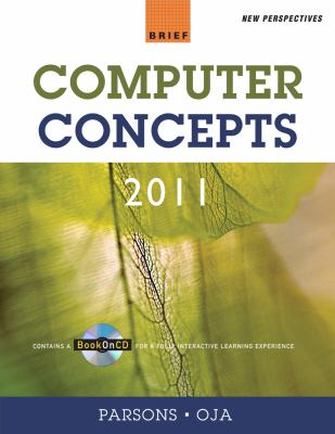 Computer Concepts, Brief [With CDROM] 9780538744836