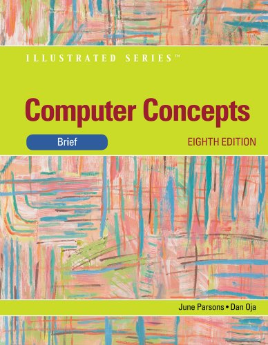 Computer Concepts: Illustrated Brief 9780538749541