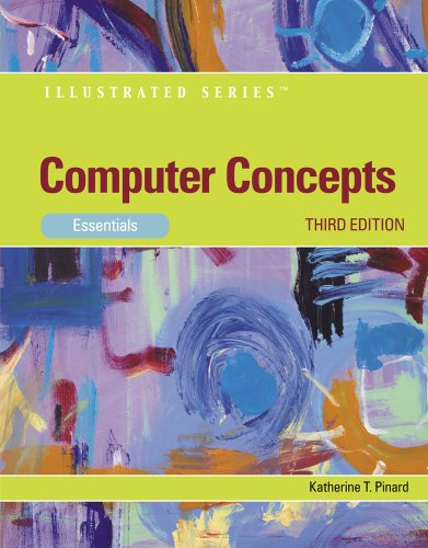 Computer Concepts: Illustrated Essentials 9780538753906