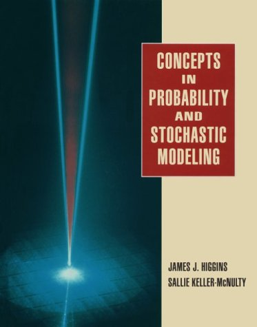 Concepts in Probability and Stochastic Modeling 9780534231361