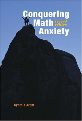 Conquering Math Anxiety [With CDROM] 9780534386344