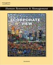 Corporate View: Management and Human Resources [With CDROM]