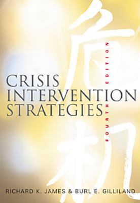Crisis Intervention Strategies [With Infotrac] 9780534366414