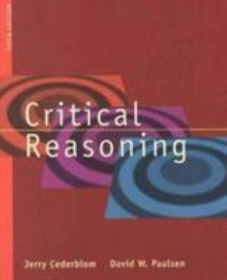 Critical Reasoning 9780534519407