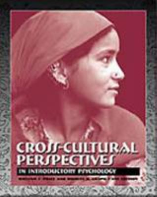 Cross-Cultural Perspectives in Introductory Psychology (with Infotrac) [With Infotrac] 9780534546533