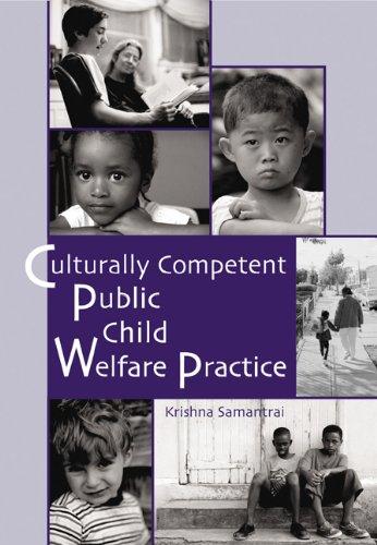 Culturally Competent Public Child Welfare Practice 9780534370558