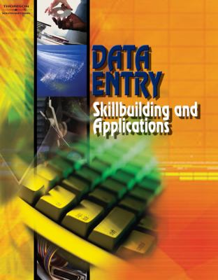 Data Entry: Skillbuilding & Applications [With CDROM] 9780538434768