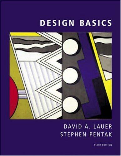 Design Basics 9780534625597