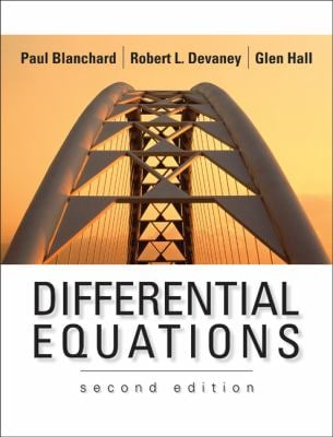 Differential Equations [With CDROM] 9780534385149