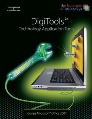 DigiTools: Technology Application Tools 9780538445306