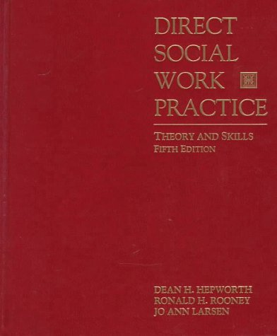 Direct Social Work Practice: Theory and Skills 9780534251048