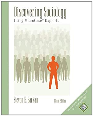 Discovering Sociology: Using Microcase Explorit (with Microcase: Statistical Analysis for the Social Sciences Passcard) [With Access Code] 9780534617325