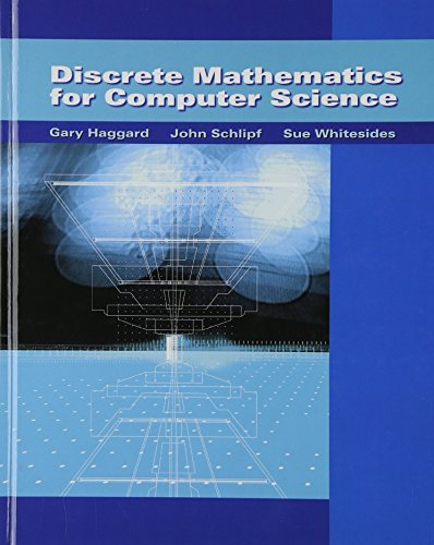Discrete Mathematics for Computer Science [With CDROM] 9780534495015