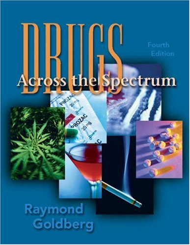 Drugs Across the Spectrum 9780534580872