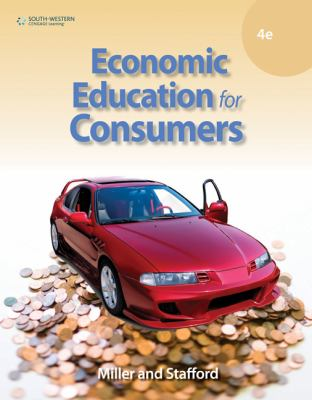 Economic Education for Consumers 9780538448888