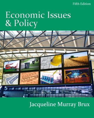 Economic Issues & Policy [With Access Code] 9780538750875