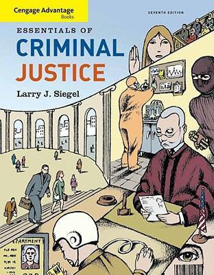 Essentials of Criminal Justice 9780538738453