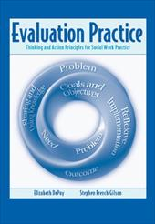 Evaluation Practice: Thinking and Action Principles for Social Work Practice 1827870