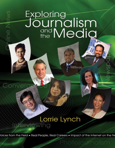 Exploring Journalism and the Media [With CDROM] 9780538446136