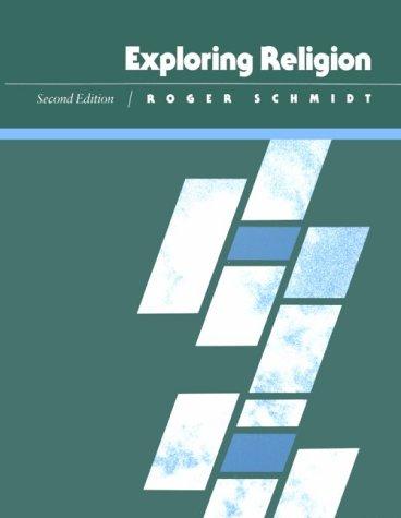 Exploring Religion 9780534088743