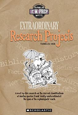 Extraordinary Research Projects 9780531139073