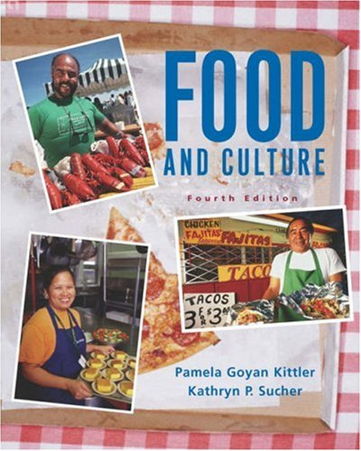 Food and Culture - 4th Edition