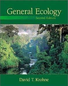General Ecology 9780534375287
