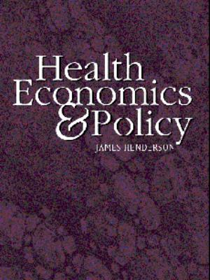 Health Care Economics 9780538874847