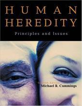 Human Heredity: Principles and Issues [With Infotrac]