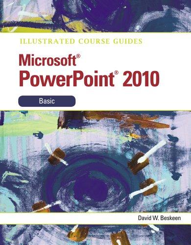 Microsoft PowerPoint 2010, Basic 9780538748421