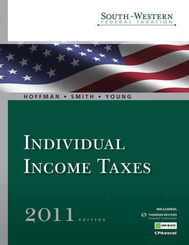 Individual Income Taxes [With CDROM and Access Code] 9780538786249