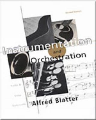 Instrumentation and Orchestration (Paperbound) 9780534251871