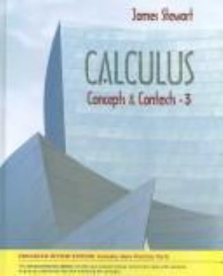 Interactive Video Skillbuilder CD-ROM for Stewart's Calculus: Concepts and Contexts, 3rd 9780534410360